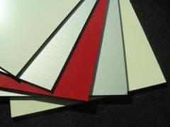 Composite aluminium panels