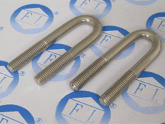 U-shaped bolts