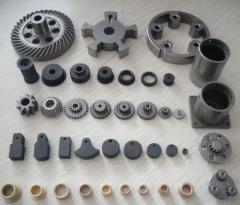 Materials sinterred