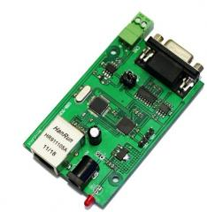 RS232 RS485 to ethernet serial to Ethernet server