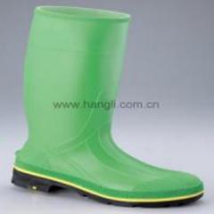 """75177 15""""警示绿/黄色/黑色诺斯HZT安全靴"""