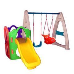 Swing, street children complexes