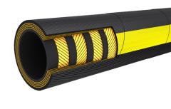 SAE 100 R9 Four Steel Wire Spiral Hydraulic Hose