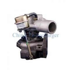 Spare parts for turbochargers