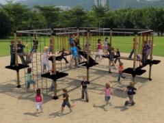Terenuri sportive în aer liber pentru copii