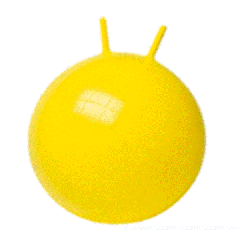 Children's jumper ball
