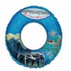 Sport inventory and swimming circles rubber