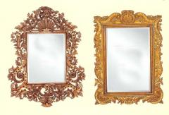 Frames for paintings