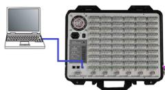INV2366总线多功能静态应变测试系统