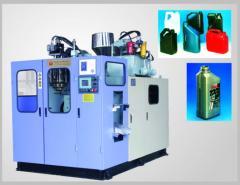 TDL-5L 全自动单工位吹瓶机