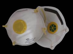 Breathing equipment, respirators, dust-protective