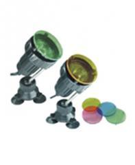 Lamps underwater