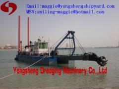 10 inch sand dredging vessel