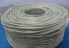 Cable for telephons