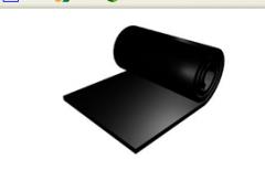 滚筒包胶-人字形胶板
