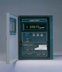 Density gauges vibro-frequency laboratory