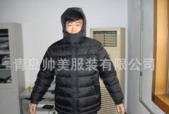 防寒保暖棉衣