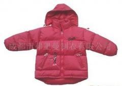 儿童防寒服
