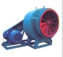 Fans centrifugal blasting boiler rooms