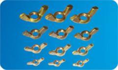 Copper screw nuts