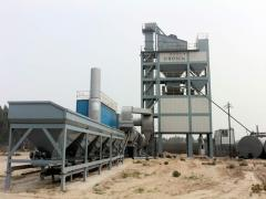 SAP120 Asphalt Batch Mix Plant