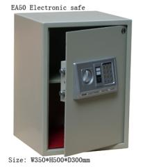 EA50safes,fingerprint safe,cash box,wall