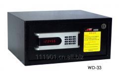 WD33 safe box,Hotel safe, electronic safe, home