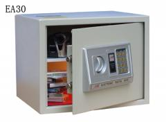 EA30 safes,fingerprint safe,cash box,wall
