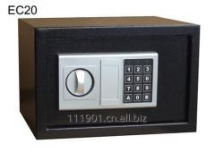 EC20 Safe box,mini safe,wall safe,electronic