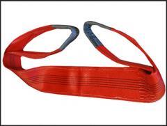 装卸设备滚筒、齿、吊带、带  стропы текстильные петлевые СТП