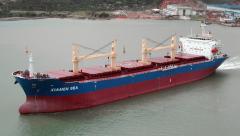 53800吨 双壳散货船