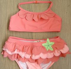 Gymnastic swimsuits for children