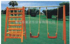 Children's swing for park