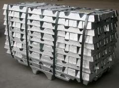 High purity zinc
