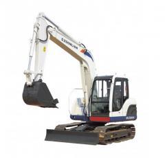 小型挖掘机  型号: ZE80E-I