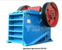 YIFAN JC series Jaw Crusher