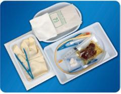 Kits voor centraal veneuze catheterisatie