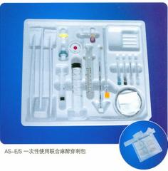 Instruments for anaesthesiology