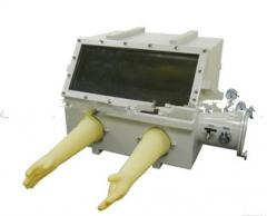 春龙CLX-2锂电池手套箱,锂电池真空手套箱