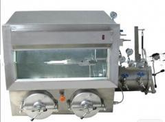 春龙1型真空手套箱锂电池,实验手套箱厂家