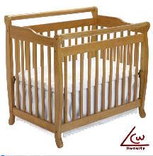 Camas de madera de niños