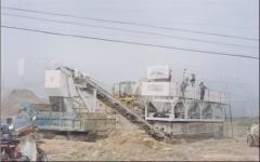 Machines and the equipment for processing and