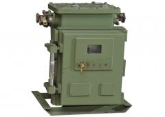 Equipment for wireless mine communication