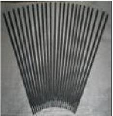 Welding electrodes, for cast-iron welding