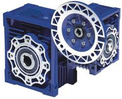 Crankcase gears