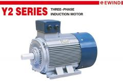 Asynchronous electric motors of alternating