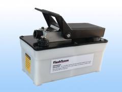 Pneumohydraulic pumps