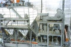The equipment for the coal industry