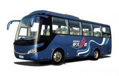 Bus passenger for airfield