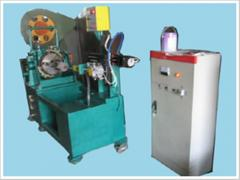 Welding automatic machine tools